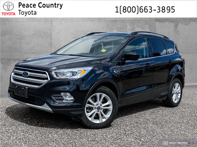 2018 Ford Escape SEL (Stk: 21085AA) in Quesnel - Image 1 of 25