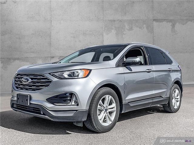 2020 Ford Edge SEL (Stk: 5009A) in Vanderhoof - Image 1 of 23