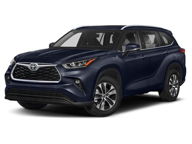 2021 Toyota Highlander XLE (Stk: 21146) in Dawson Creek - Image 1 of 9