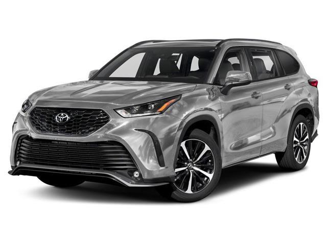 2021 Toyota Highlander XSE (Stk: 21149) in Dawson Creek - Image 1 of 9