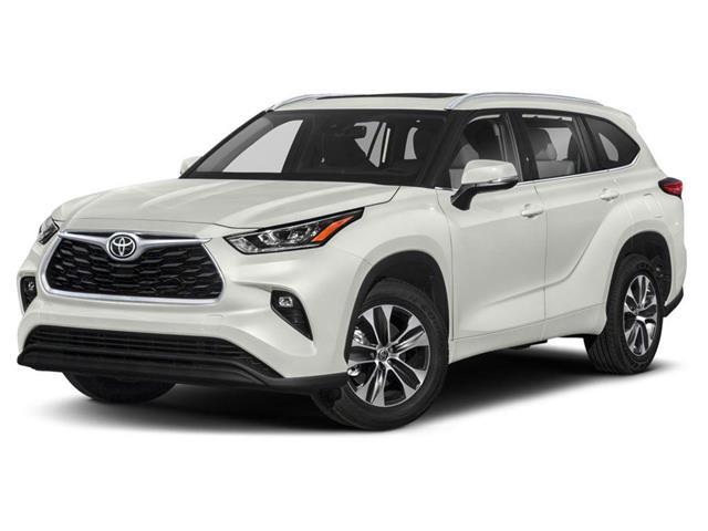 2021 Toyota Highlander XLE (Stk: 21156) in Dawson Creek - Image 1 of 9
