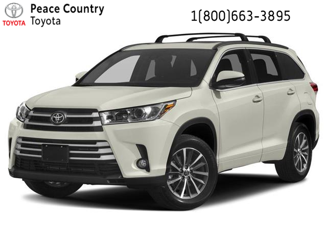 2019 Toyota Highlander XLE (Stk: 2149A) in Dawson Creek - Image 1 of 9