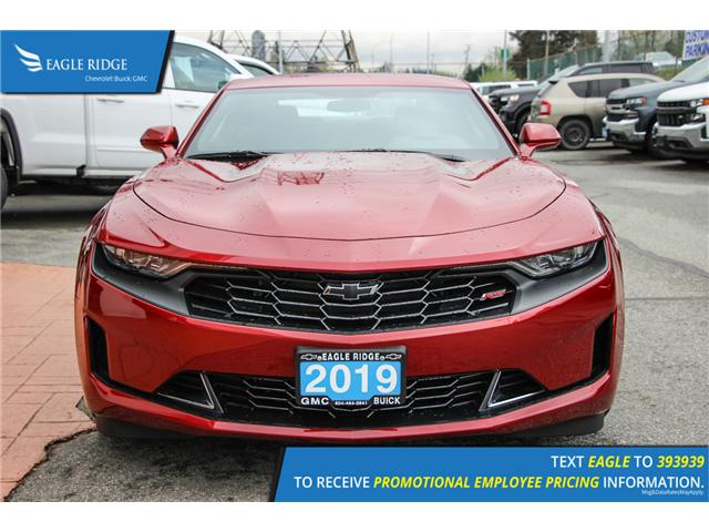 2019 Chevrolet Camaro 1LT (Stk: 93004A) in Coquitlam - Image 2 of 16
