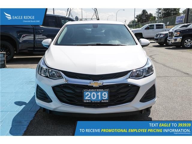 2019 Chevrolet Cruze LS (Stk: 91523A) in Coquitlam - Image 2 of 16