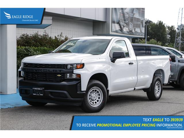 2019 Chevrolet Silverado 1500 Work Truck (Stk: 99287A) in Coquitlam - Image 1 of 13
