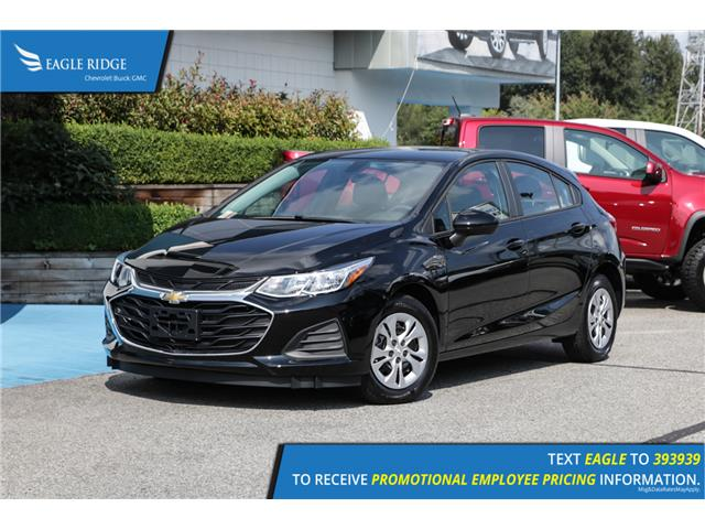 2019 Chevrolet Cruze LS (Stk: 91521A) in Coquitlam - Image 1 of 17