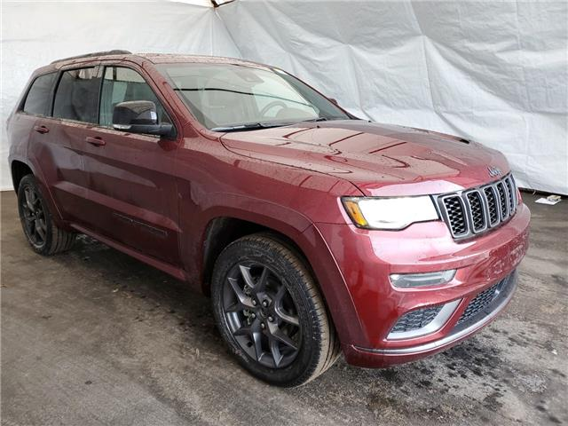 2020 Jeep Grand Cherokee Limited (Stk: 201117) in Thunder Bay - Image 1 of 11