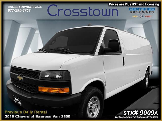 2019 Chevrolet Express 2500 Work Van (Stk: 9009A) in Sudbury - Image 1 of 18