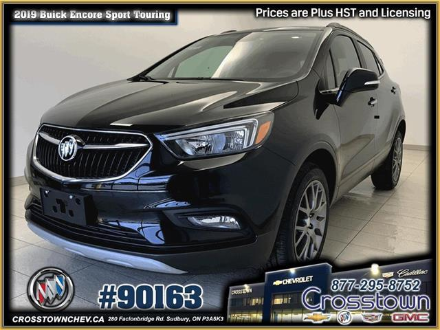 2019 Buick Encore Sport Touring (Stk: 90163) in Sudbury - Image 1 of 13