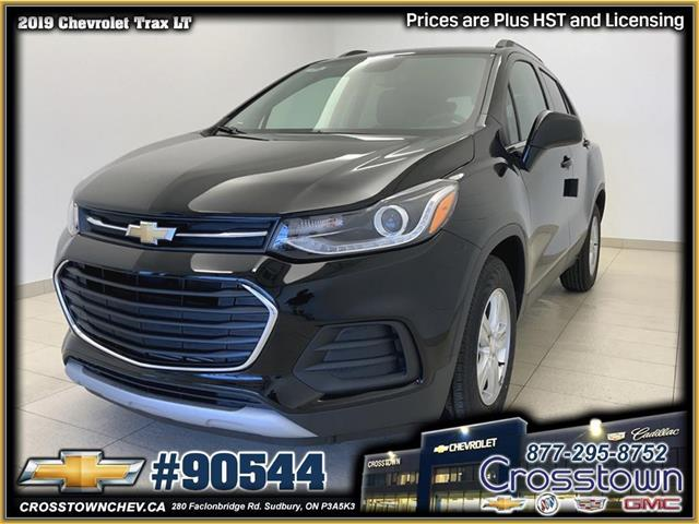 2019 Chevrolet Trax LT (Stk: 90544) in Sudbury - Image 1 of 18
