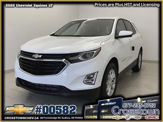 2020 Chevrolet Equinox LT (Stk: 00582) in Sudbury - Image 1 of 20