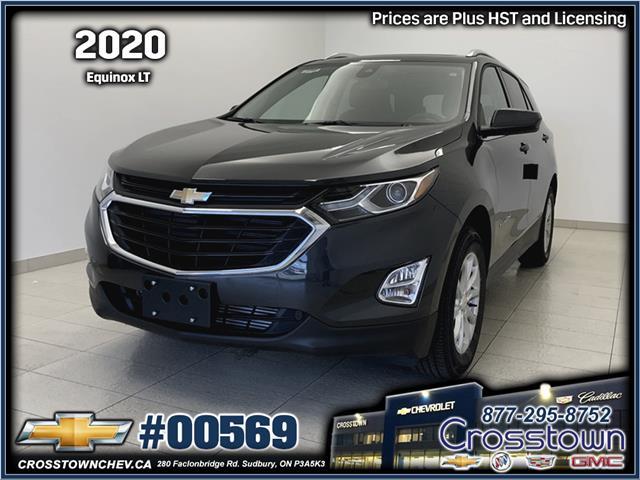 2020 Chevrolet Equinox LT (Stk: 00569) in Sudbury - Image 1 of 21