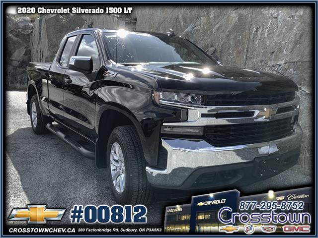 2020 Chevrolet Silverado 1500 LT (Stk: 00812) in Sudbury - Image 1 of 18