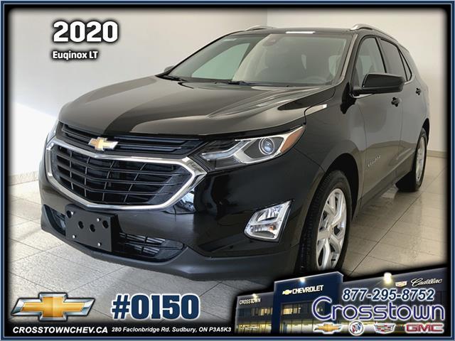 2020 Chevrolet Equinox LT (Stk: 0150) in Sudbury - Image 1 of 5