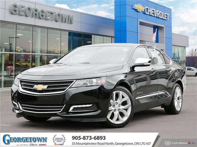 2019 Chevrolet Impala 2LZ (Stk: 30681) in Georgetown - Image 1 of 27
