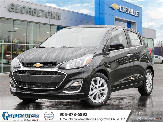 2020 Chevrolet Spark 2LT CVT (Stk: 30616) in Georgetown - Image 1 of 27
