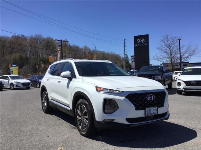 2019 Hyundai Santa Fe Preferred 2.0 (Stk: DR95148) in Ottawa - Image 1 of 10
