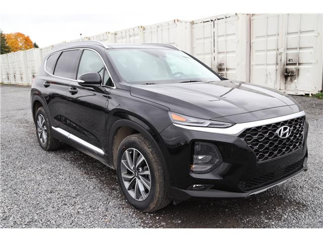 2020 Hyundai Santa Fe Preferred 2.4 w/Sun & Leather Package (Stk: R05282) in Ottawa - Image 1 of 10