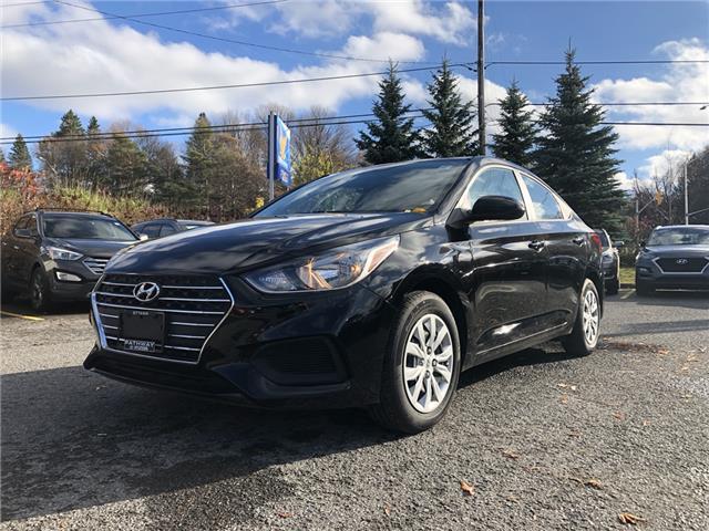 2019 Hyundai Accent ESSENTIAL (Stk: P3429) in Ottawa - Image 2 of 11