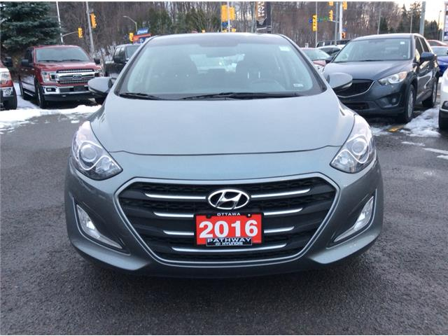2016 Hyundai Elantra GT GLS (Stk: R95516A) in Ottawa - Image 2 of 12
