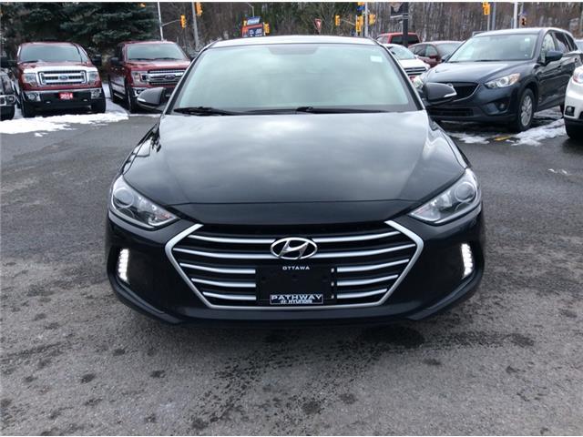 2017 Hyundai Elantra GL (Stk: P3424) in Ottawa - Image 2 of 13