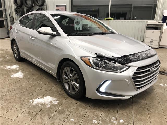 2017 Hyundai Elantra GL (Stk: P3422) in Ottawa - Image 1 of 13