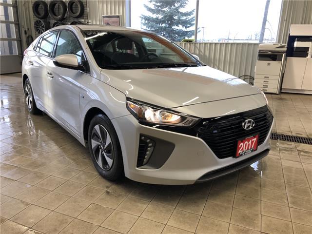 2017 Hyundai Ioniq Hybrid Limited (Stk: P3441) in Ottawa - Image 1 of 17