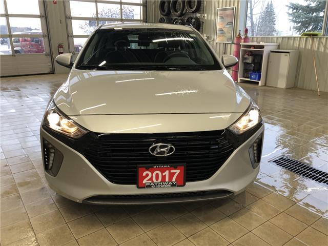 2017 Hyundai Ioniq Hybrid Limited (Stk: P3441) in Ottawa - Image 2 of 17