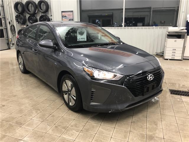 2019 Hyundai Ioniq Hybrid ESSENTIAL (Stk: P3447) in Ottawa - Image 1 of 11