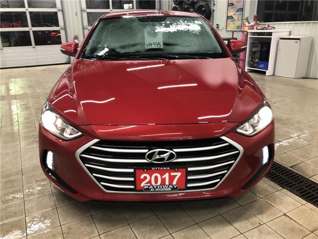 2017 Hyundai Elantra GL (Stk: P3384) in Ottawa - Image 2 of 12