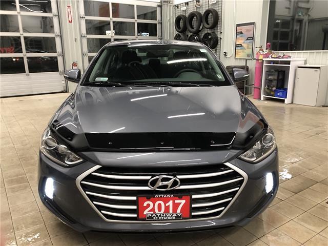 2017 Hyundai Elantra  (Stk: P3452) in Ottawa - Image 2 of 13