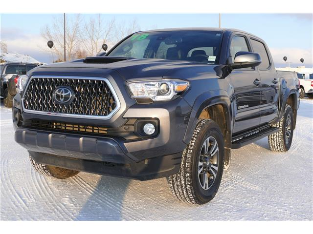 2018 Toyota Tacoma TRD Sport (Stk: SIL033A) in Lloydminster - Image 1 of 16
