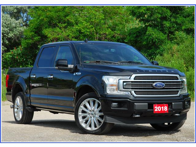 2018 Ford F-150 Limited (Stk: 148360) in Kitchener - Image 1 of 24