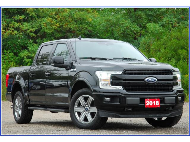 2018 Ford F-150 Lariat (Stk: 9F6400A) in Kitchener - Image 1 of 20