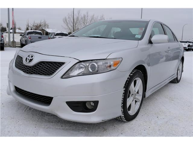 2011 Toyota Camry SE (Stk: RAL045Z) in Lloydminster - Image 1 of 15