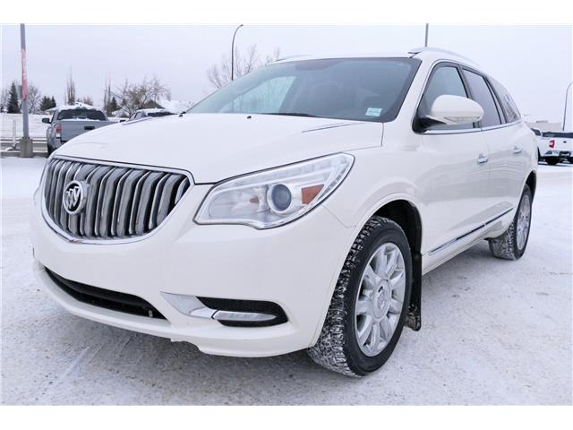 2013 Buick Enclave Leather (Stk: HIK111B) in Lloydminster - Image 1 of 16