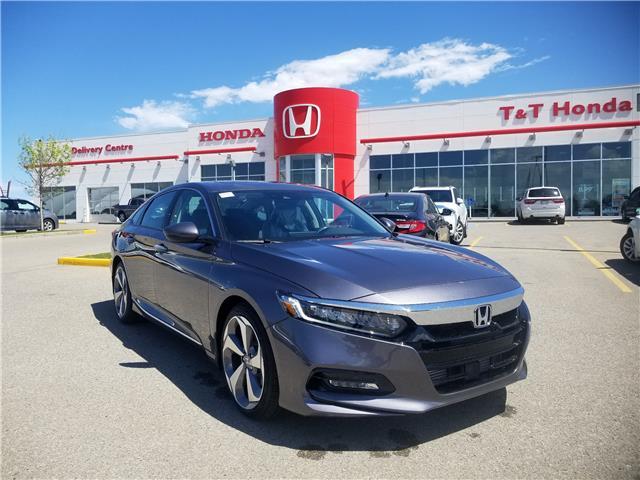 2019 Honda Accord Touring 2.0T (Stk: 2190539) in Calgary - Image 1 of 10