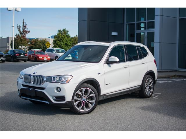 2016 BMW X3 xDrive28i (Stk: B0337A) in Chilliwack - Image 1 of 29