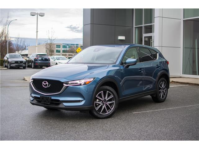 2018 Mazda CX-5 GT (Stk: B0382) in Chilliwack - Image 1 of 24