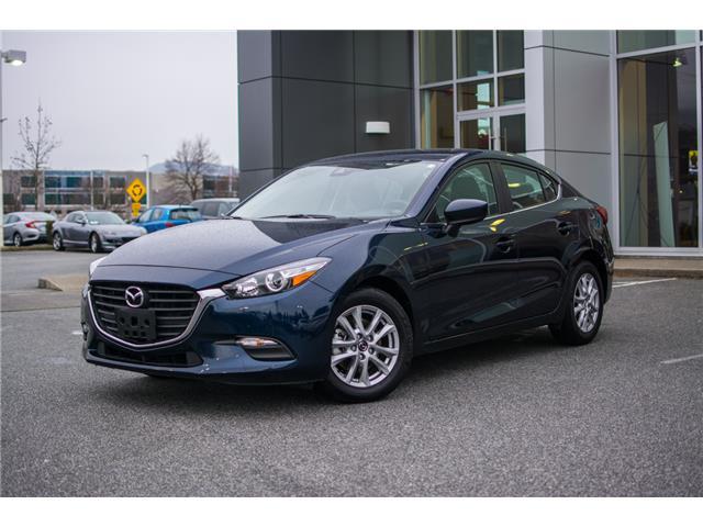 2018 Mazda Mazda3 SE (Stk: 9M145A) in Chilliwack - Image 1 of 18