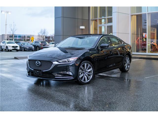 2018 Mazda MAZDA6 Signature (Stk: 8M272) in Chilliwack - Image 1 of 26