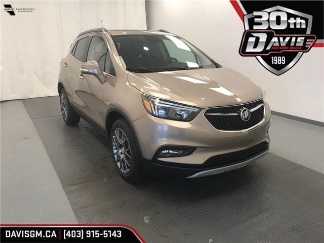 2019 Buick Encore Sport Touring (Stk: 208963) in Lethbridge - Image 1 of 35