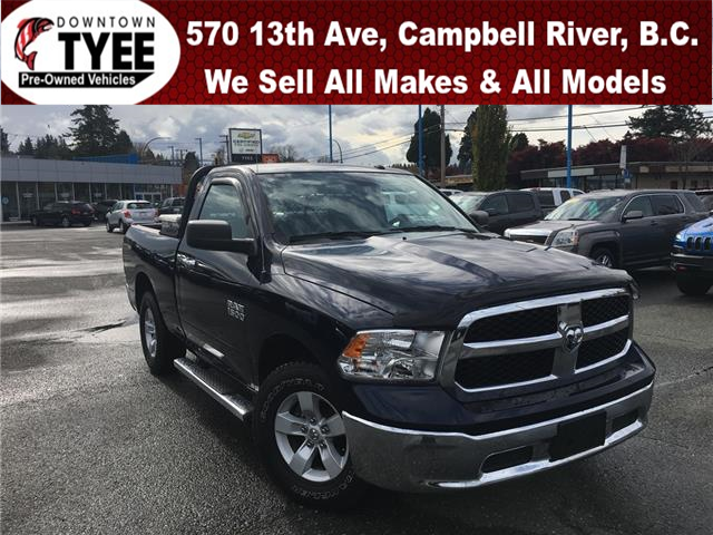 2017 RAM 1500 SLT (Stk: T19346A) in Campbell River - Image 1 of 24