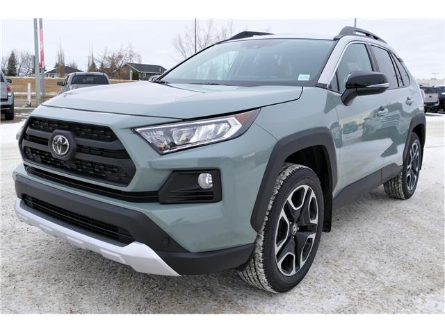 2020 Toyota RAV4 Trail (Stk: RAL054) in Lloydminster - Image 1 of 16
