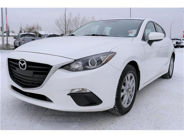 2014 Mazda Mazda3 Sport GS-SKY (Stk: RAK184B) in Lloydminster - Image 1 of 15