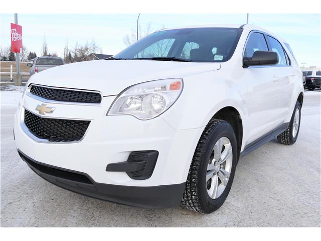 2013 Chevrolet Equinox LS (Stk: SIL019A) in Lloydminster - Image 1 of 16