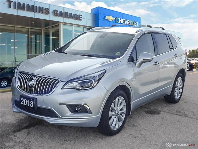 2018 Buick Envision Premium I (Stk: P3180) in Timmins - Image 1 of 13