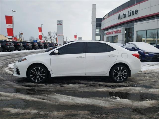 2017 Toyota Corolla SE (Stk: U3379) in Niagara Falls - Image 2 of 19