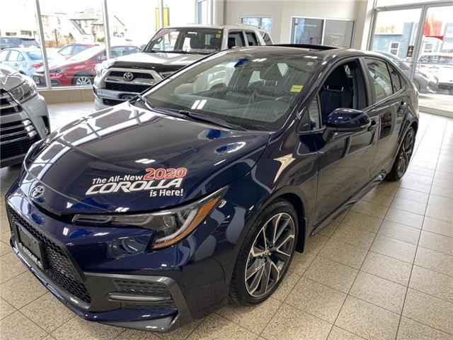 2020 Toyota Corolla SE (Stk: CO3952) in Niagara Falls - Image 1 of 12
