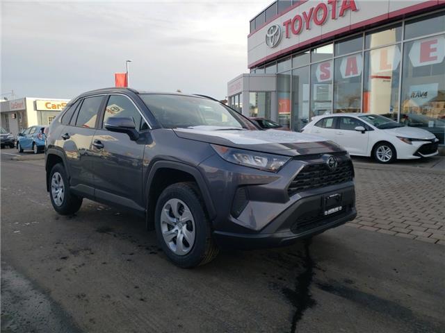 2020 Toyota RAV4 LE (Stk: RA3460) in Niagara Falls - Image 1 of 5